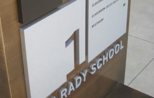 Rady-School-Signage-Design